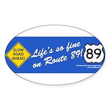 lifes_fine_sticker Decal