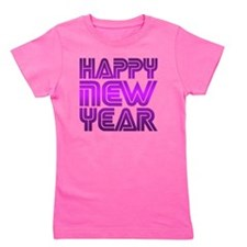 Happy new Year Girl's Tee