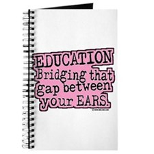Education, Bridging The GAP Between Your Ears Jour
