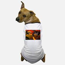 Flying dragons Dog T-Shirt