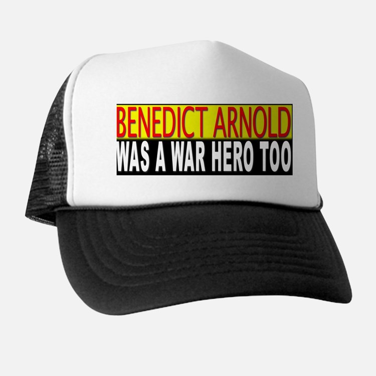 Benedict Arnold, War Hero Trucker Hat