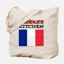 Peperes Kitchen French Apron Tote Bag