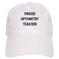 OPTOMETRY teacher Baseball Cap