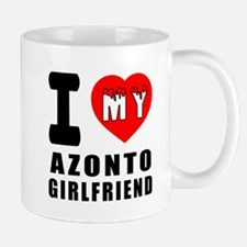 I Love My Azonto Dance Girlfriend Mug