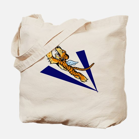 Flying Tigers 2 Tote Bag