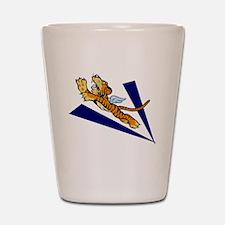 Flying Tigers 2 Shot Glass