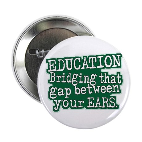 Education, Bridging The GAP Between Your Ears Butt