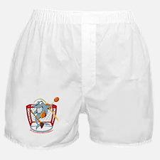 Shark Goalie Boxer Shorts