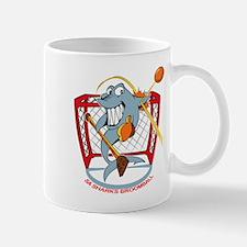 Shark Goalie Mug