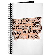 Education, Bridging That GAP Journal