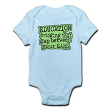 Education, Bridging That GAP Infant Bodysuit