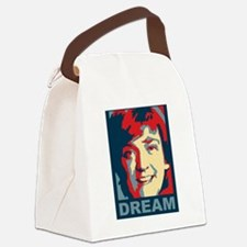 Mr. G the Musical Canvas Lunch Bag