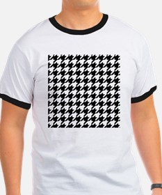 Houndstooth T