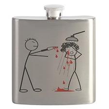 Psycho Scene Flask