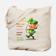 MARCH 17TH Tote Bag