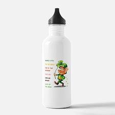 MARCH 17TH Water Bottle