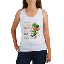 MARCH 17TH Tank Top