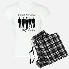 Men In Black Pajamas