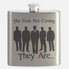 Men In Black Flask