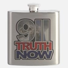 illuminati new world order 911 Flask