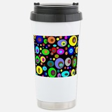 abstraction-with-bright Travel Mug