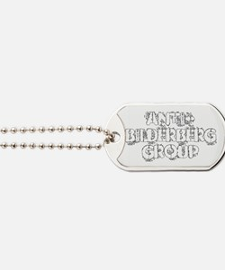 illuminati new world order 911 Dog Tags