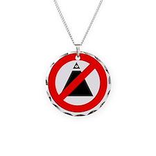 illuminati new world order 9 Necklace
