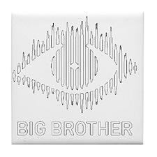 illuminati new world order 911 Tile Coaster
