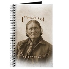 Geronimo, Proud American Journal