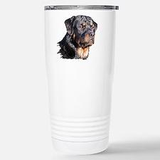 Funny Police dog Travel Mug