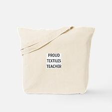 TEXTILES teacher Tote Bag