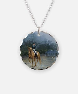 PB Piaffe Dressage Horse Necklace