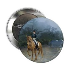 "PB Piaffe Dressage Horse 2.25"" Button"