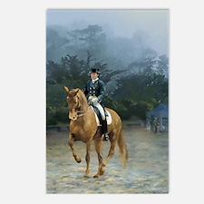 PB Piaffe Dressage Horse Postcards (Package of 8)