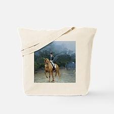 PB Piaffe Dressage Horse Tote Bag