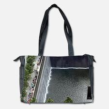September 11 Memorial NYC Diaper Bag