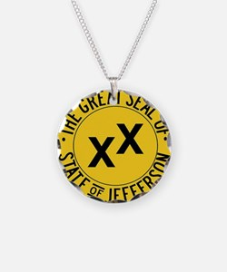 Jefferson State Necklace