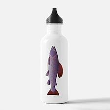 Arctic Grayling v Water Bottle