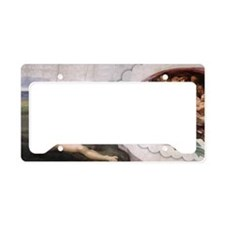 creation-913-OV License Plate Holder