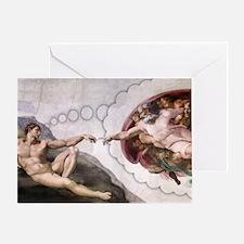 creation-913-OV Greeting Card