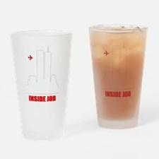 illuminati new world order 911 Drinking Glass