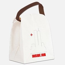 illuminati new world order 911 Canvas Lunch Bag