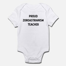 ZOROASTRIANISM teacher Infant Bodysuit