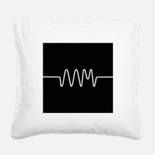 Official AAM Merch Square Canvas Pillow