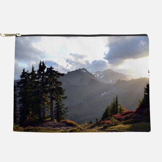 Magic in the Mountains Makeup Pouch