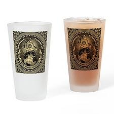 illuminati new world order 911 Drinking Glass