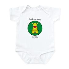 Zachary Keep Abbey Infant Bodysuit