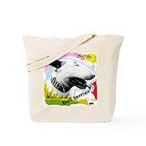 Bull terrier Canvas Bags