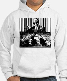 illuminati new world order 911 Hoodie