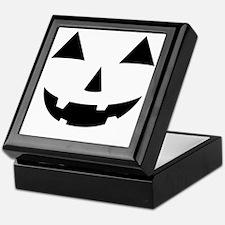 Jack-O-Lantern Maternity Tee Keepsake Box